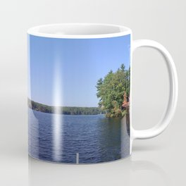 Pawtuckaway Lake Coffee Mug