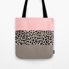 Leopard National Flag XVI Tote Bag
