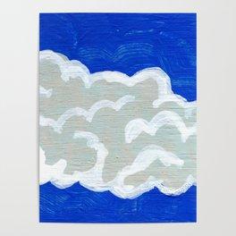 Little Cloud Poster