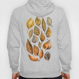Rusty Leaves Hoody