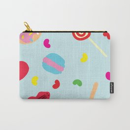 Sugar Overload Pattern Carry-All Pouch
