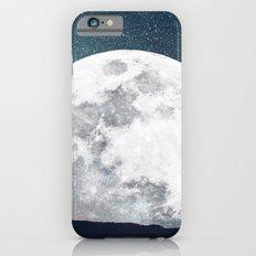 Halloween Moon iPhone 6s Slim Case
