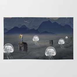 Jelly Fish Valley Rug