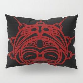 Blood Frog Ink Pillow Sham
