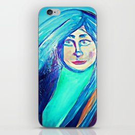 water woman iPhone Skin