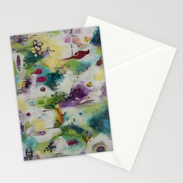 Sitting On Top of the World Stationery Cards