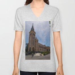 Đà Lạt Cathedral Unisex V-Neck