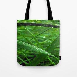 Montana Green Tote Bag