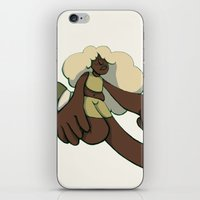 running iPhone & iPod Skins featuring Running by Leodoglover