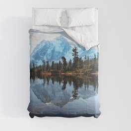 Mt Shuksan Comforters