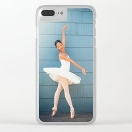 Fourth - by Renee Scott Clear iPhone Case