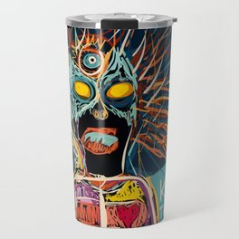 Keeping the mystery alive Travel Mug