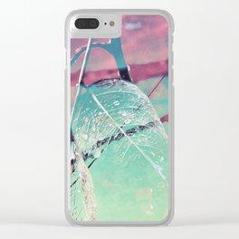 Taken Clear iPhone Case
