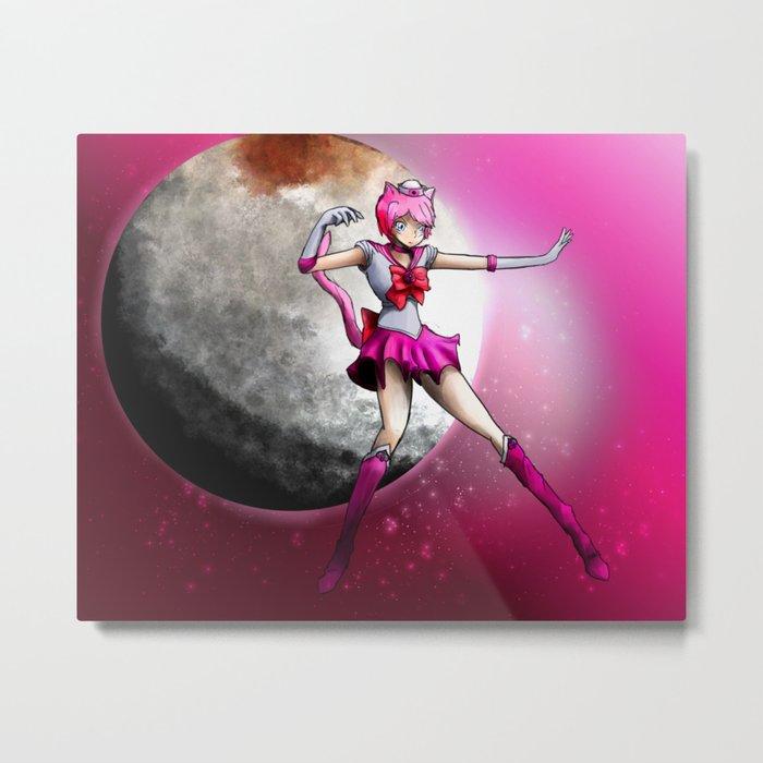 Sailor Charon Metal Print