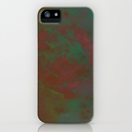 Grayed iPhone Case