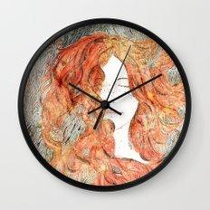 Perfume #1 Wall Clock