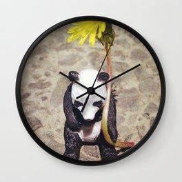 Panadalion Wall Clock