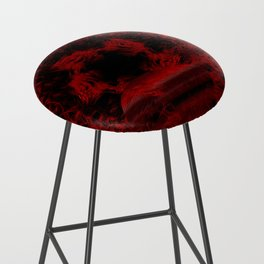 Wreath of Fire (Red series #10) Bar Stool