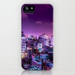 Oh Chi Minh City iPhone Case