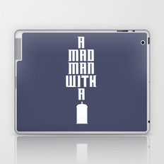 Tardis, Doctor Who - A Mad Man With a Box Laptop & iPad Skin