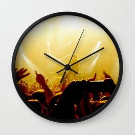The Kooks at New York City Wall Clock