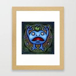 Nu Framed Art Print