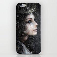 In the Dark of Winter iPhone & iPod Skin