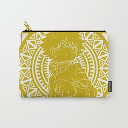 Stained Glass - My Hero Academia - Izuku Midoriya Carry-All Pouch