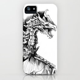 Alduin, the World Eater iPhone Case