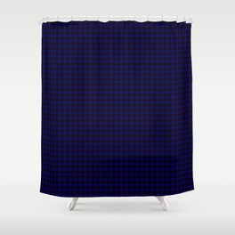 Home Tartan Shower Curtain