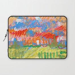 Sunset Landscape Laptop Sleeve