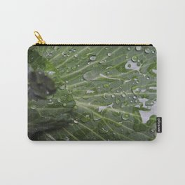 Nature's green and diamonds (2nd in the Cabbage collection) Carry-All Pouch