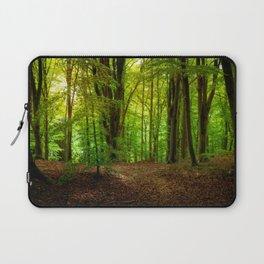 Summer Forest Laptop Sleeve