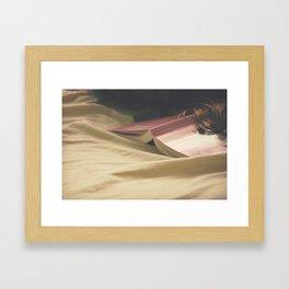 Just Justine... Framed Art Print