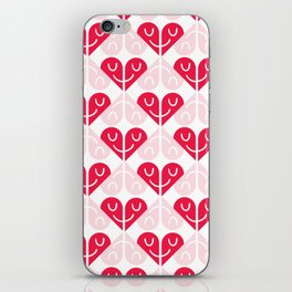 I love your smile iPhone Skin