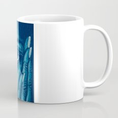 look at me-blue Mug
