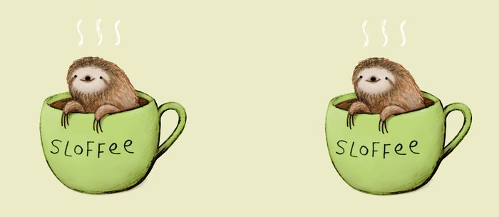 Sloffee Coffee Mug