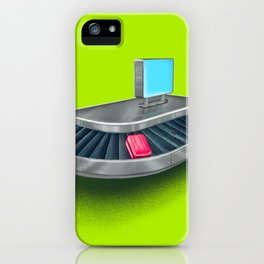 36 - J iPhone Case