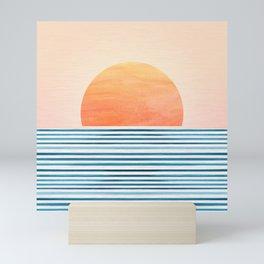 Morning in Paradise ~ Tropical Sunrise Mini Art Print