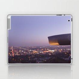 Angel City Lights, L.A. at Night, No. 3 Laptop & iPad Skin