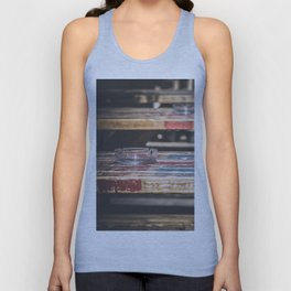 Ashtray Landing Zone Unisex Tank Top