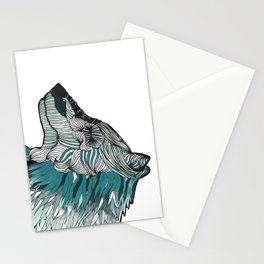 Wolves Stationery Cards