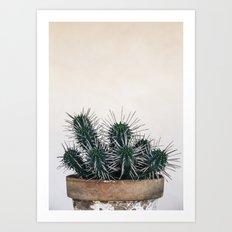 cactus I Art Print