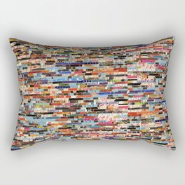 SHRED Rectangular Pillow