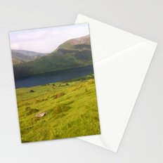 Wales watercolour Stationery Cards
