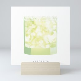 Cocktail Hour: Margarita Mini Art Print