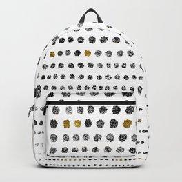 Black Dots II Backpack