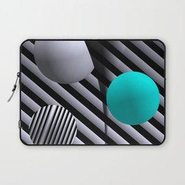 go turquoise -7- Laptop Sleeve