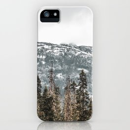 Sawtooth Canopy iPhone Case