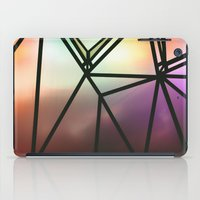 one line iPad Cases featuring Line One by Jillian VanZytveld